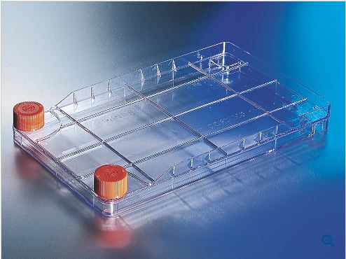 Stackable Cell Culture