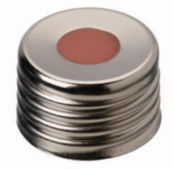 LLG-Magnetic Universal Screw Seals ND18 for Precision Thread Vials ND18