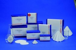 Filter paper, universal, round filters