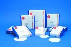 Filter paper, qualitative, round filters
