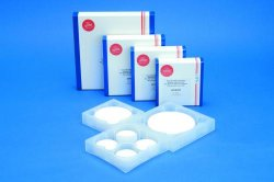 Fibre filters with inorganic binder