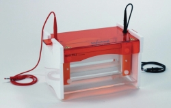 Gel electrophoresis tank, vertical GV202