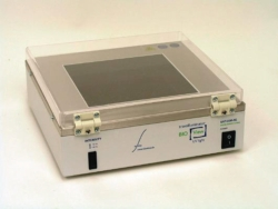 UV transilluminators with 2 wavelengths