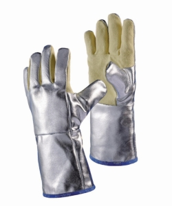 Safety Gloves, Heat Protection up to 1000 °C