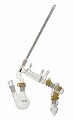 Short Distilling Apparatus