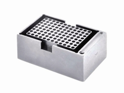 Blocks for PCR vessels and 96/384 well plates for Dry Block Heaters