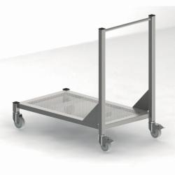 Cleanroom Transport Trolley