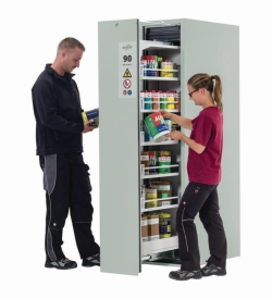 Safety Storage Cabinets V-Move 90