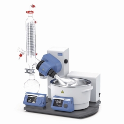 Rotary evaporator RV 10 auto / RV 10 auto pro
