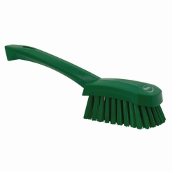 Washing Brush with short handle, PP, hard