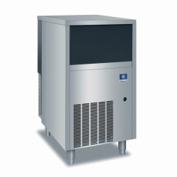 Flake ice maker with reservoir, UFP series, air cooled