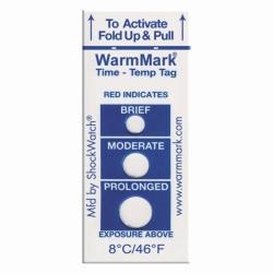 Temperature indicators WarmMark™