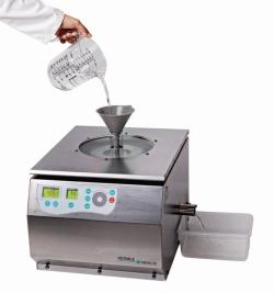 Filtration centrifuge SIEVA-3
