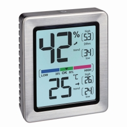 Digital Thermo-/Hygrometer EXACTO