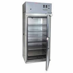 Refrigerated Incubator, Stainless steel, with humidity control