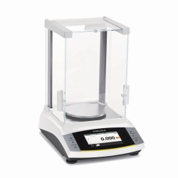Precision balances Entris® II Advance with windshield