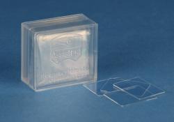 Haemacytometer cover glasses