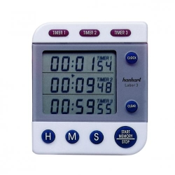 Electronic stopwatch, Labor 3