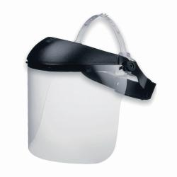 Face shields uvex 9705, polycarbonate