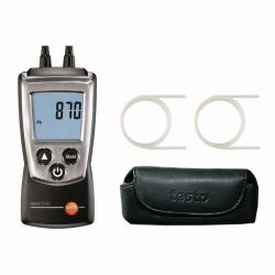 Differential pressure meter testo 510