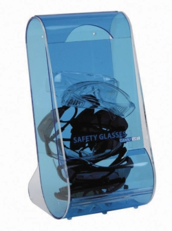 Safety Glasses Dispenser Clearly Safe®