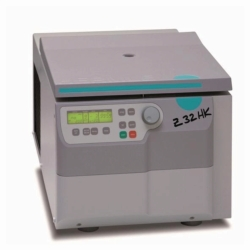 Refrigerated high speed centrifuge Z 32 HK