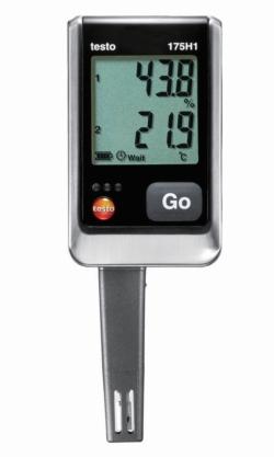 Temperature logger, testo 175-H1