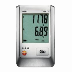 Temperature data logger testo 176 T2