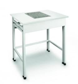 Balance bench with granite slab