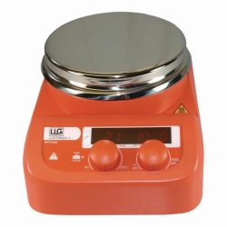 Magnetic stirrer with heating LLG-uniSTIRRER 3, complete set