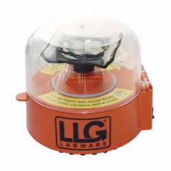 Mini centrifuges LLG-uniCFUGE 2 and LLG-uniCFUGE 2/5