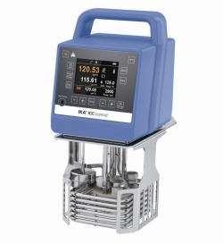 Compact Immersion circulator ICC control