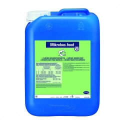 Surface disinfection Mikrobac® food