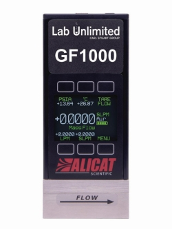 Gas chromatography flow meter GF1000