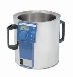 Heating bath HBR 4 control