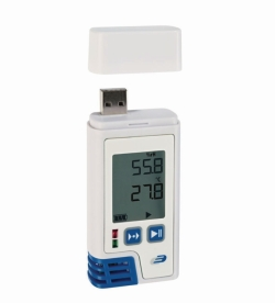Temperature / Humidity data logger LOG 210