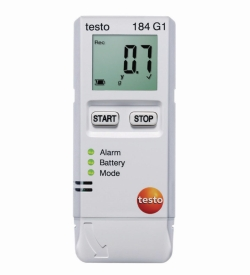 Temperature / Humidity / Shock data logger testo 184 G1