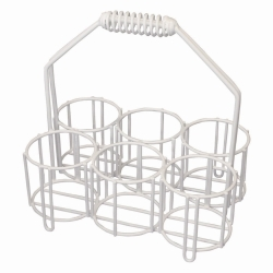 LLG-Bottle carriers, wire/nylon