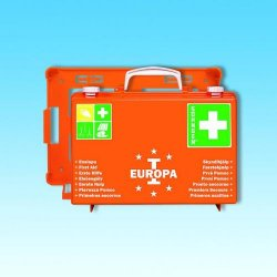 First Aid Case EUROPA
