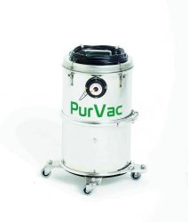 Clean room Dry cleaner, PurVac® KT15/AT30