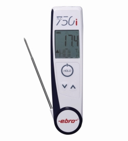 Combination Infrared and Penetration Thermometer TLC 750i