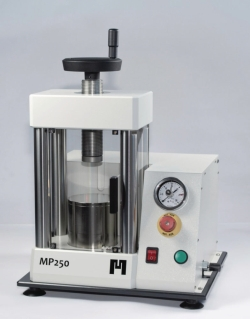 Laboratory press MP250M, motorised