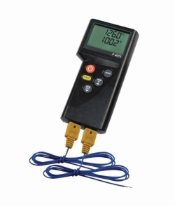 Temperature instrument P4015 for Type K Thermocouples