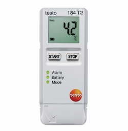 Temperature data logger testo 184-T2