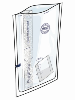 Blender bags BagSystem®, instaBAG with dehydrated medium