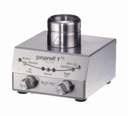 Safety Laboratory Gas Burners gasprofi 1 SCS micro