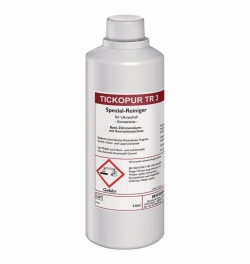 Concentrates for ultrasonic baths TICKOPUR TR 3