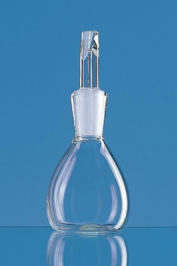Density bottles, Borosilicate glass 3.3., uncalibrated