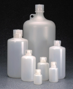 Narrow-mouth Bottles Nalgene™ Type 2099, PassPort IP2 , HDPE, with PP screw cap