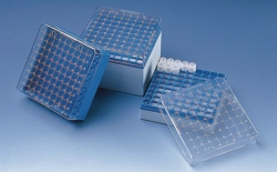 Storage boxes, PC for cryogenic tubes